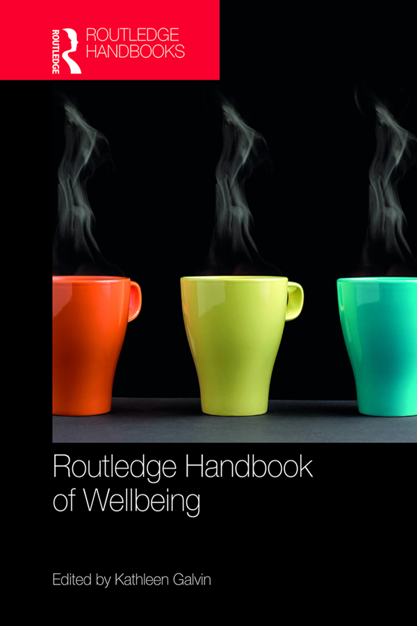 Routledge Handbook of Well-Being