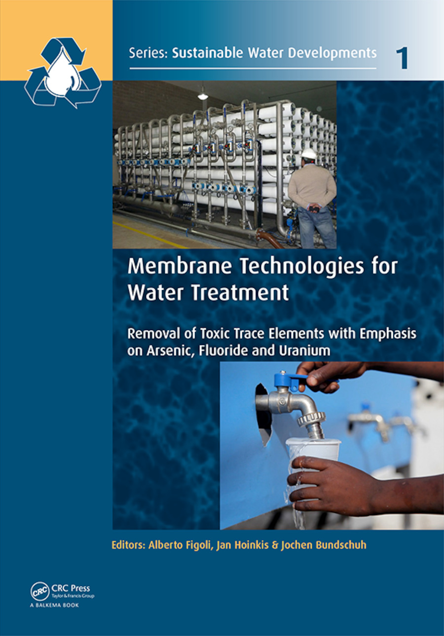 Removal of arsenic by nanofiltration: a case study on novel membrane materials