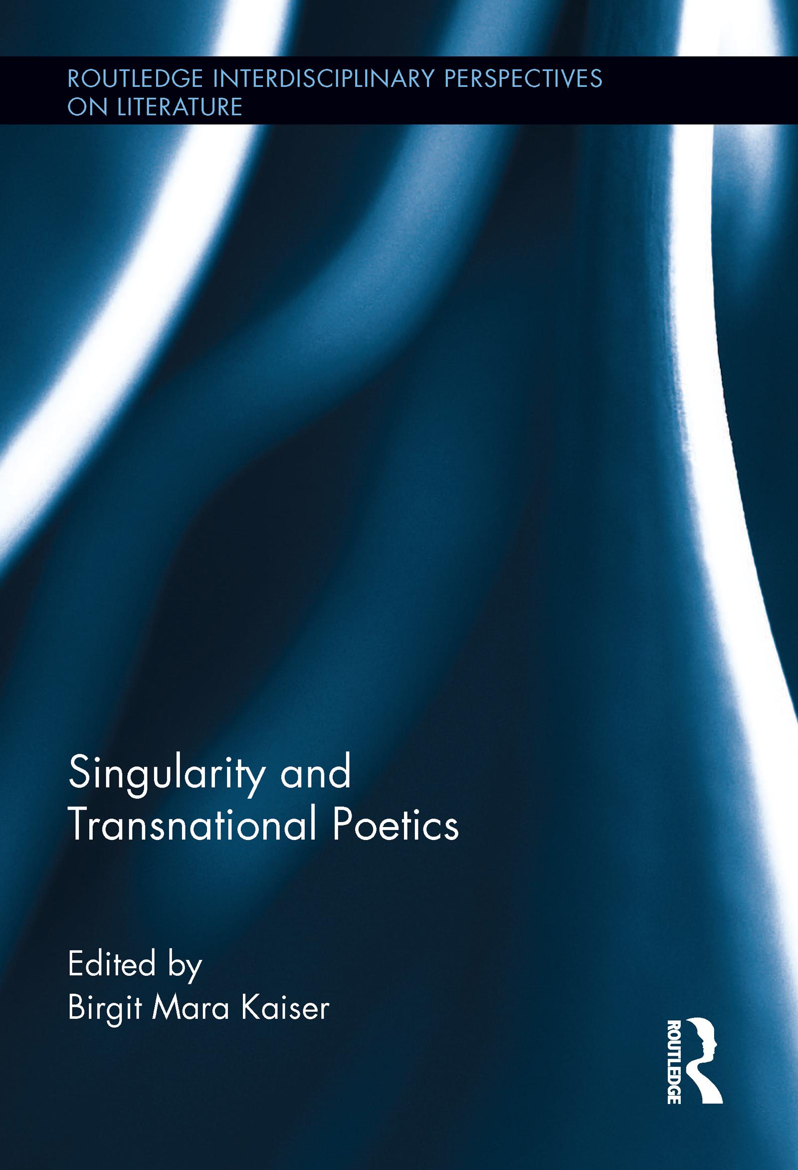Singularity and Transnational Poetics