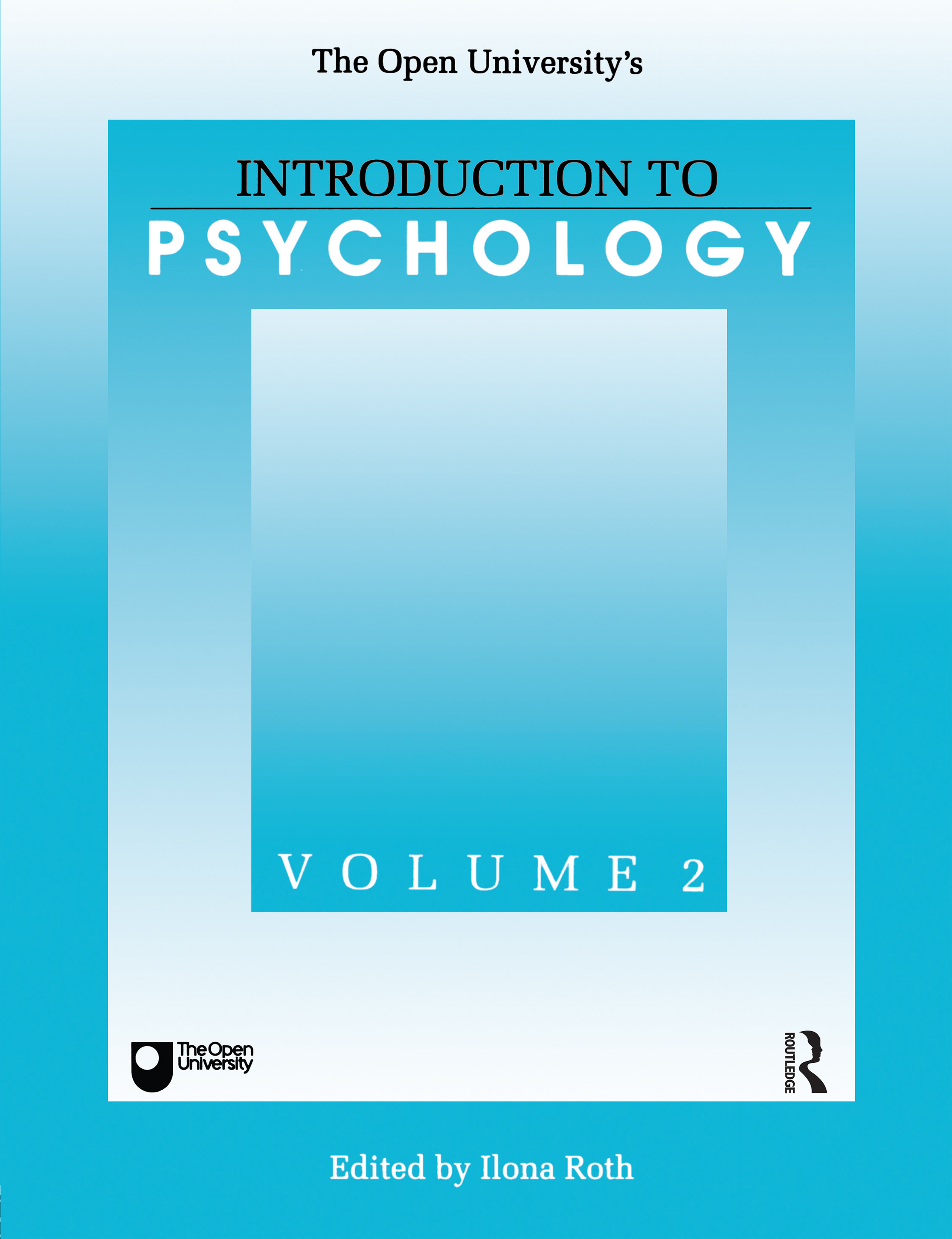 Introduction To Psychology V2 book cover