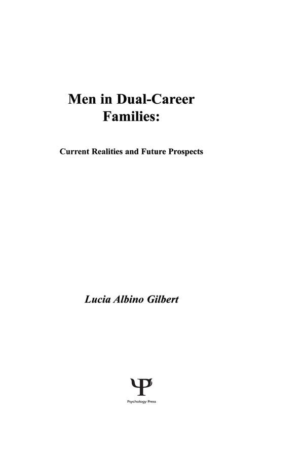 Men in Dual-career Families