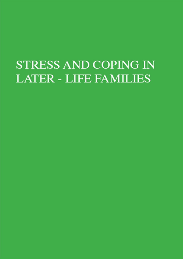 Stress And Coping In Later-Life Families