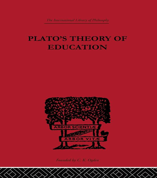 Plato's Theory of Education