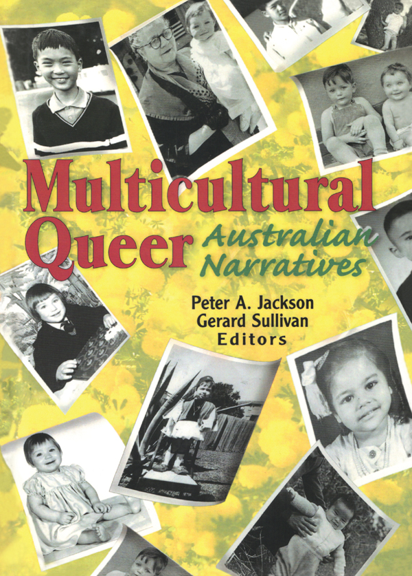 Multicultural Queer: Australian Narratives book cover