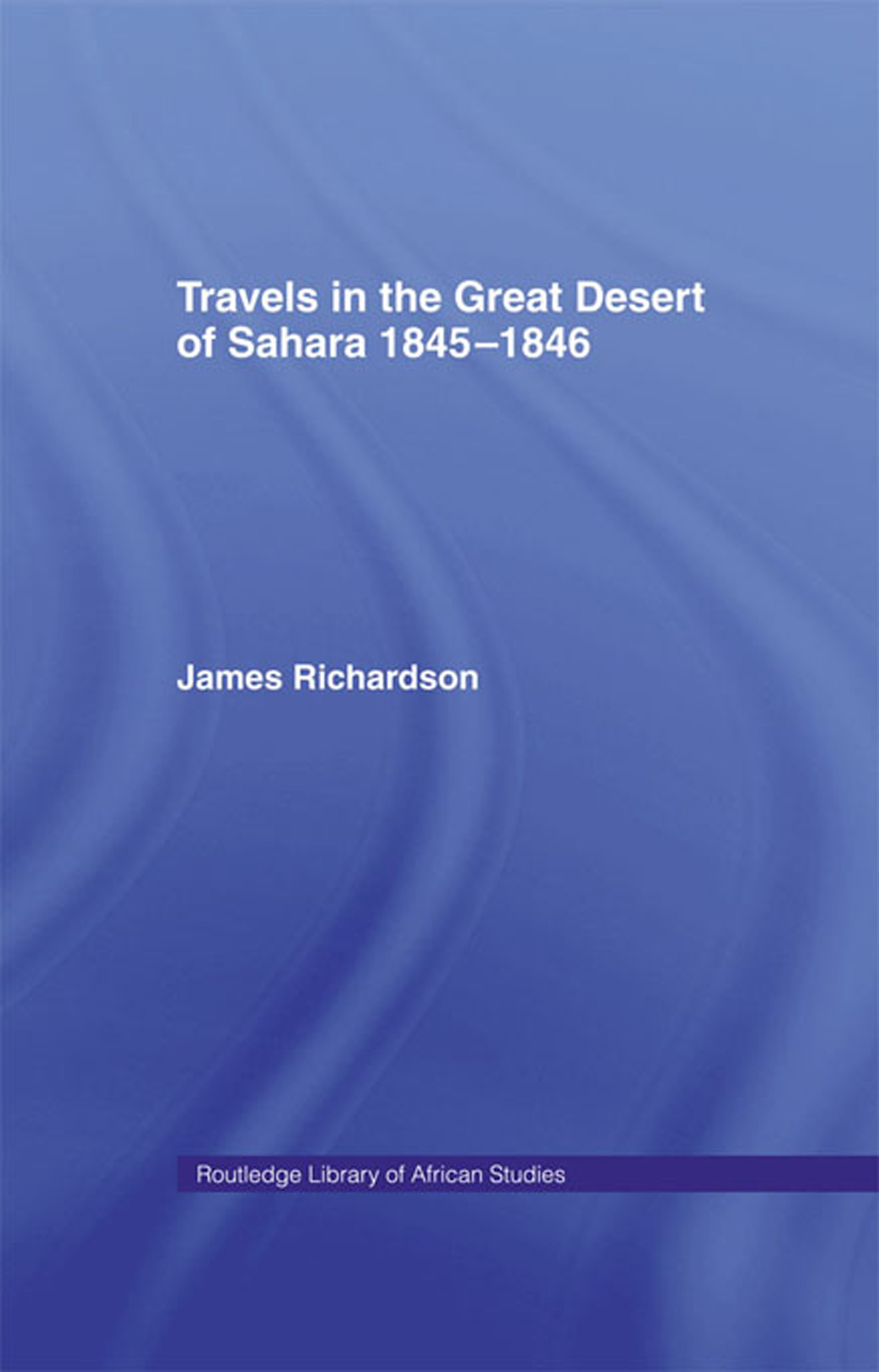 Travels in the Great Desert