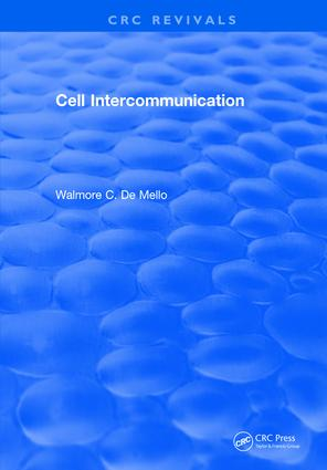Cell Intercommunication: 1st Edition (Hardback) book cover