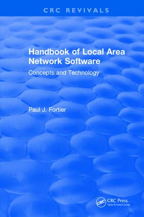 Handbook of Local Area Network Software