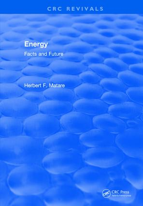 Energy: Facts and Future, 1st Edition (Hardback) book cover