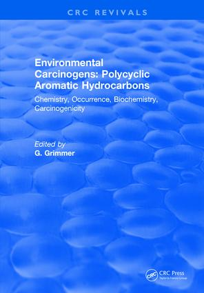 Environmental Carcinogens: Polycyclic Aromatic Hydrocarbons, 1st Edition (Hardback) book cover