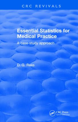 Essential Statistics for Medical Practice: 1st Edition (Hardback) book cover