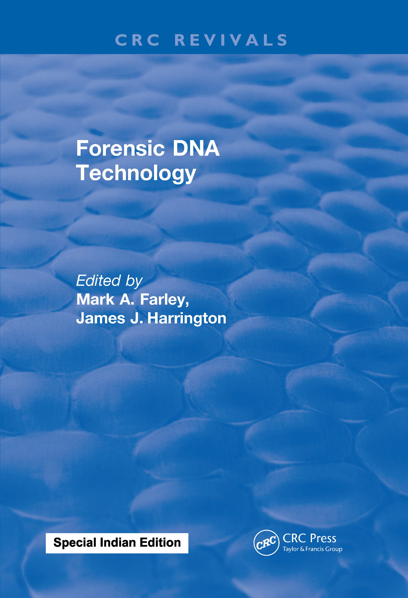 Forensic DNA Technology: 1st Edition (Hardback) book cover