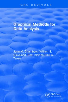 Graphical Methods for Data Analysis: 1st Edition (Hardback) book cover