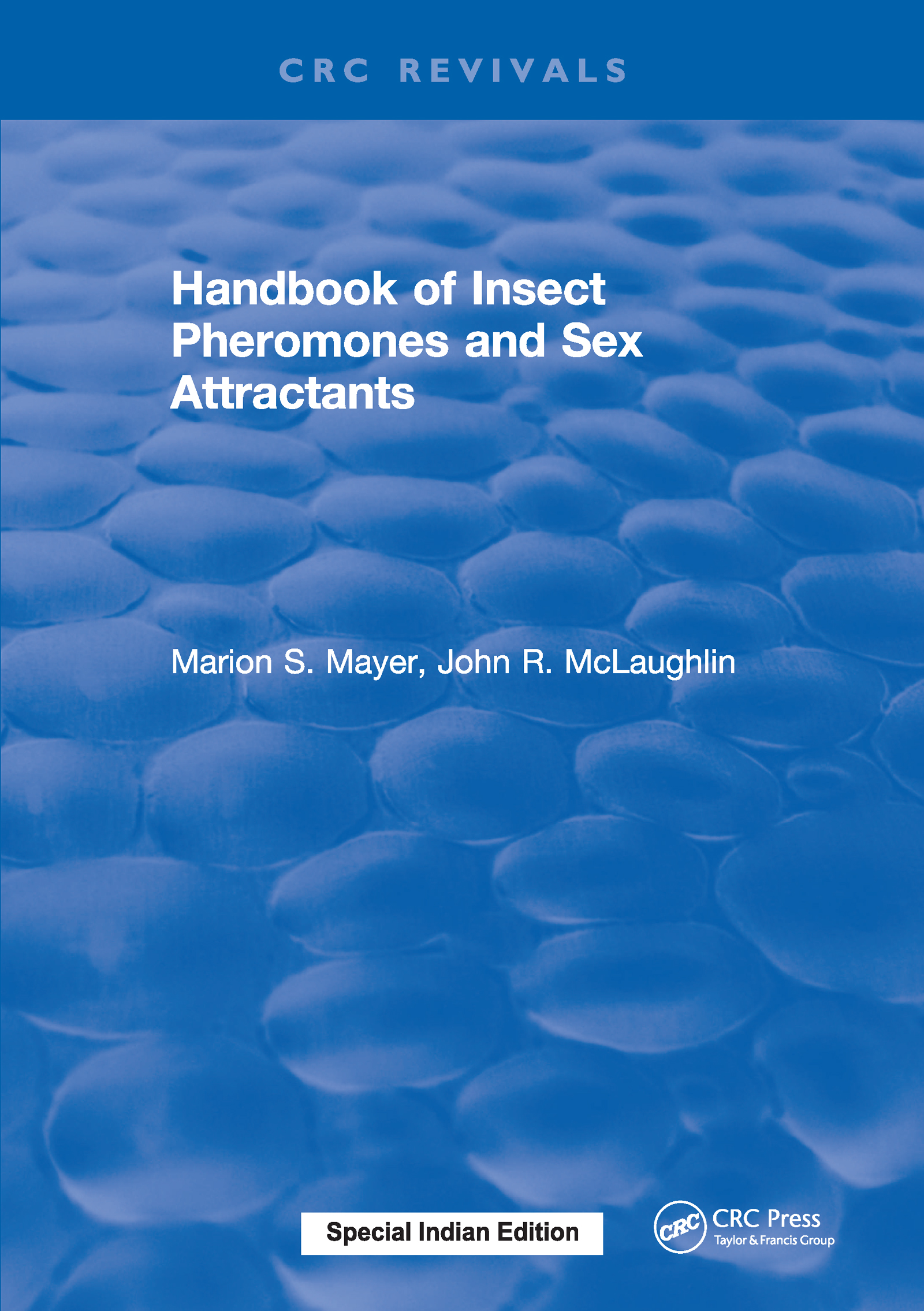 Handbook of Insect Pheromones and Sex Attractants: 1st Edition (Hardback) book cover