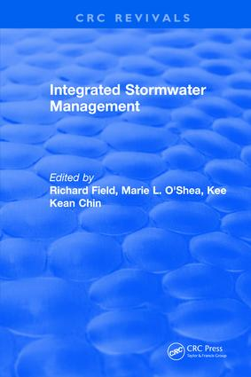 Integrated Stormwater Management: 1st Edition (Hardback) book cover
