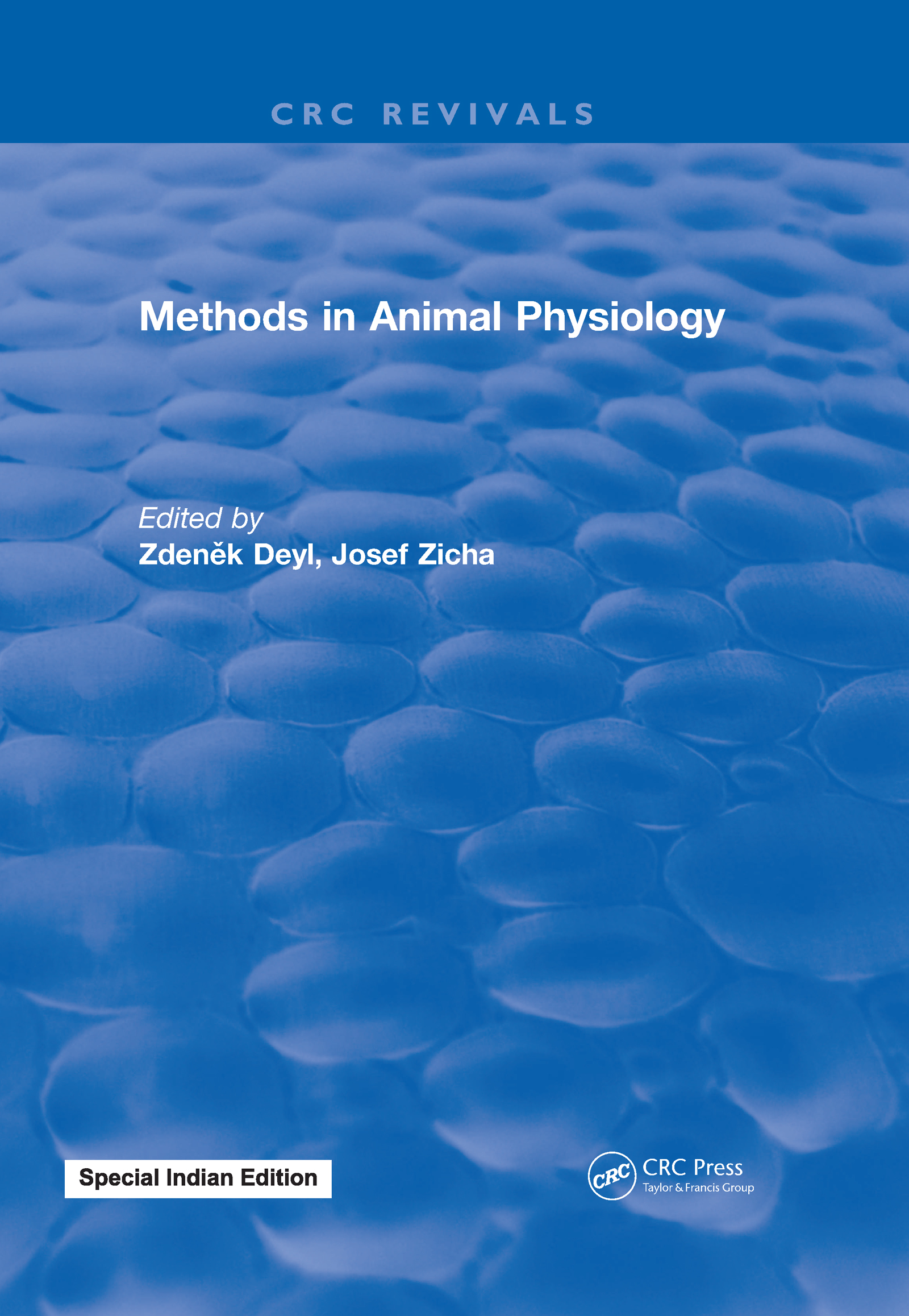 Methods In Animal Physiology: 1st Edition (Hardback) book cover