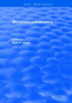 Microcompartmentation: 1st Edition (Hardback) book cover