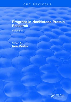 Phosphorylation of the High Mobility Group Nonhistone Proteins
