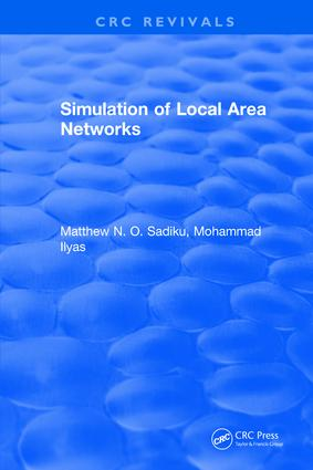 Simulation of Local Area Networks: 1st Edition (Hardback) book cover