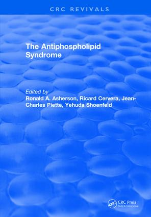 Cerebral Thrombosis and Other Neurological Manifestations in the Antiphospholipid Syndrome