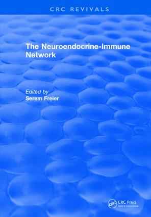 The Neuroendocrine Immune Network: 1st Edition (Hardback) book cover