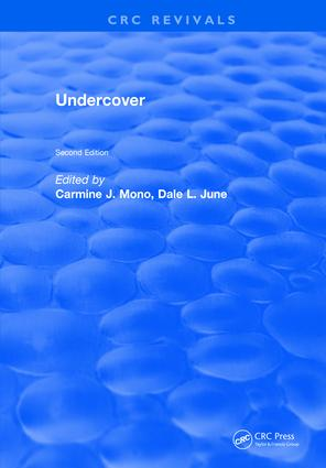 Undercover, Second Edition: 1st Edition (Hardback) book cover
