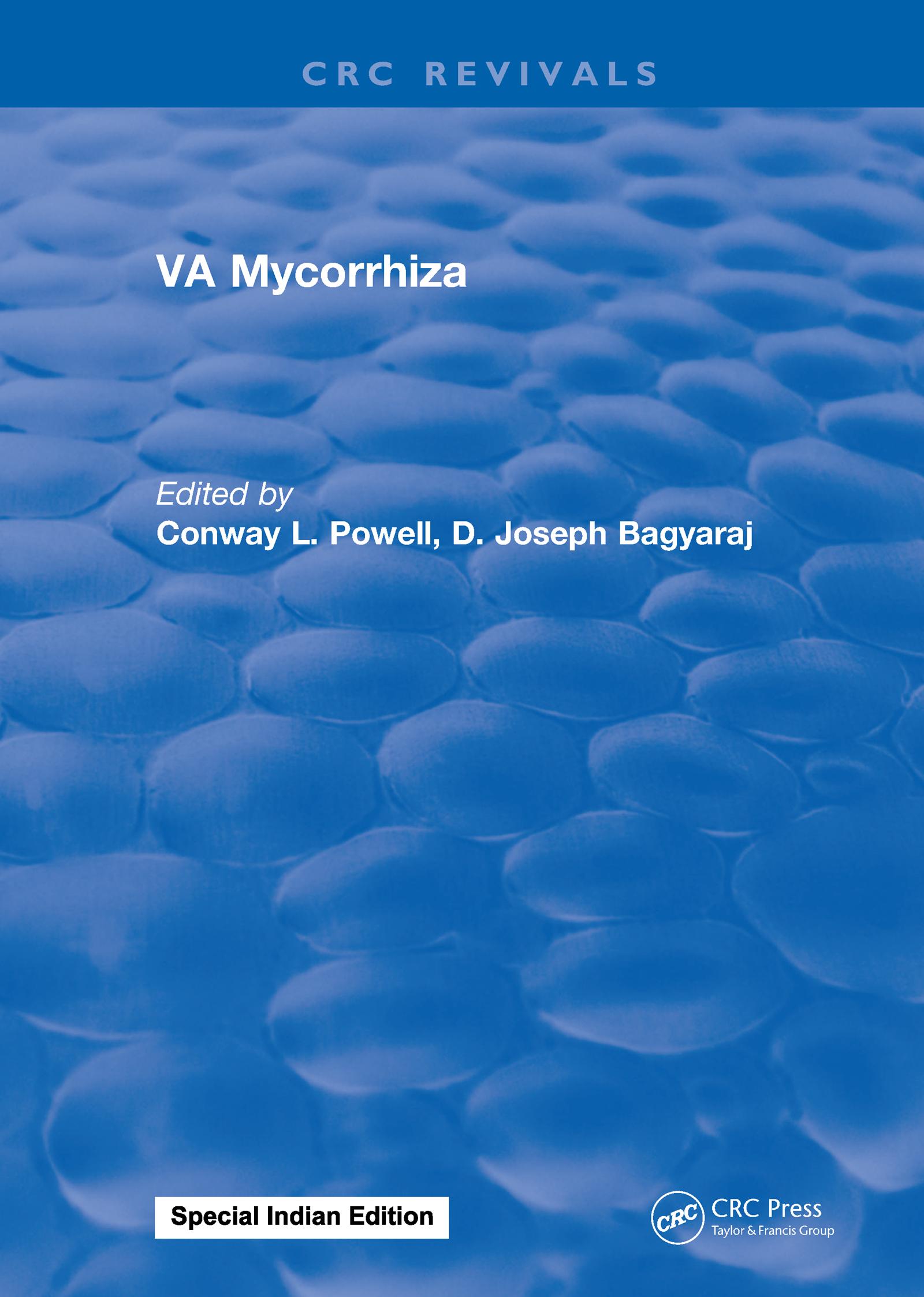 Va Mycorrhiza: 1st Edition (Hardback) book cover