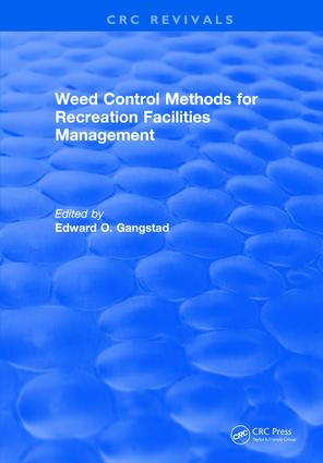 Weed Control Methods for Recreation Facilities Management