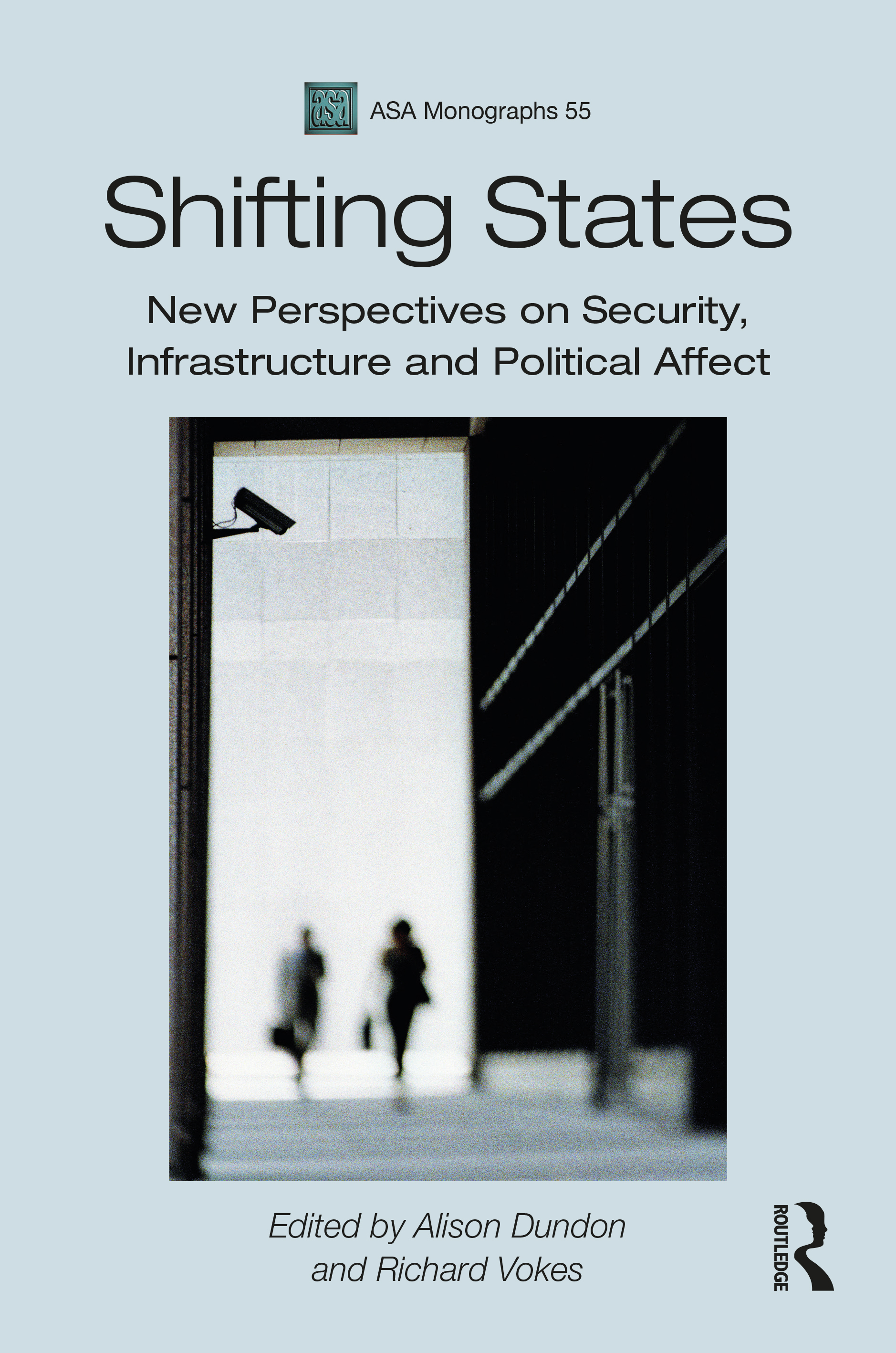Book cover of Shifting States