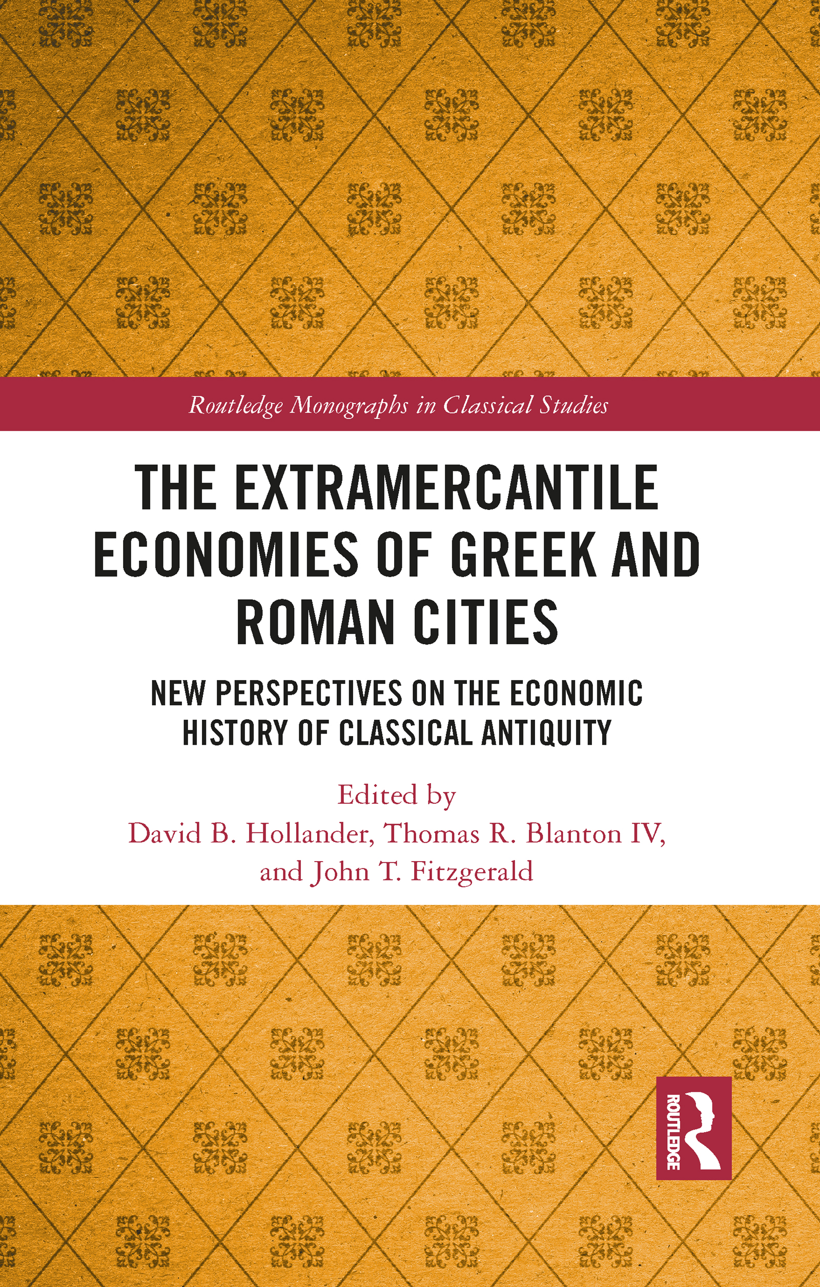 The Extramercantile Economies of Greek and Roman Cities