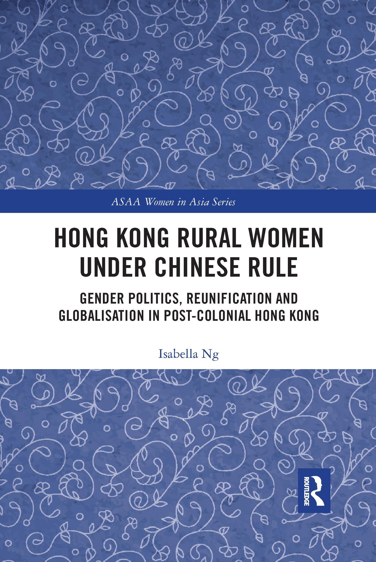 Hong Kong Rural Women under Chinese Rule