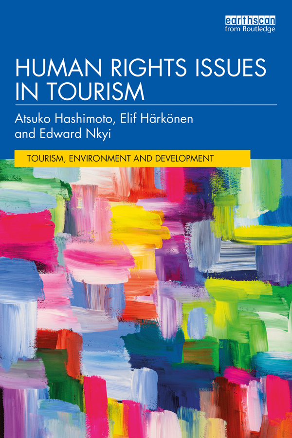 Human Rights Issues in Tourism