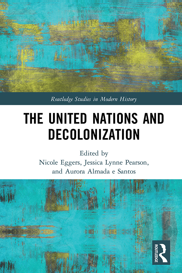 The United Nations, Italian decolonization, and the 1949 Bevin-Sforza plan
