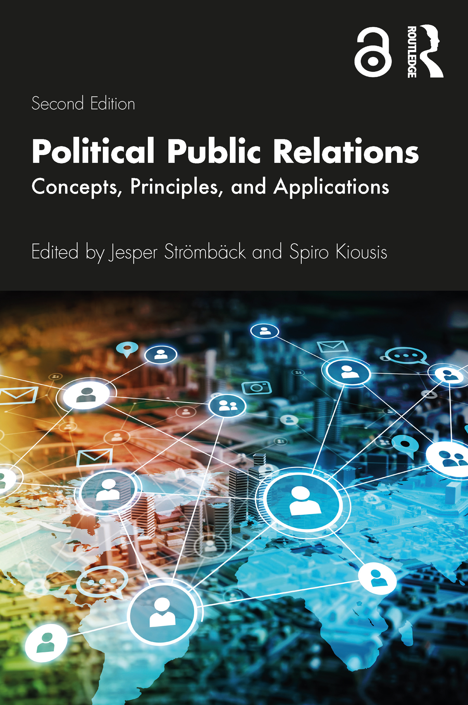 Political Public Relations: Concepts, Principles, and Applications, 2nd Edition (e-Book) book cover