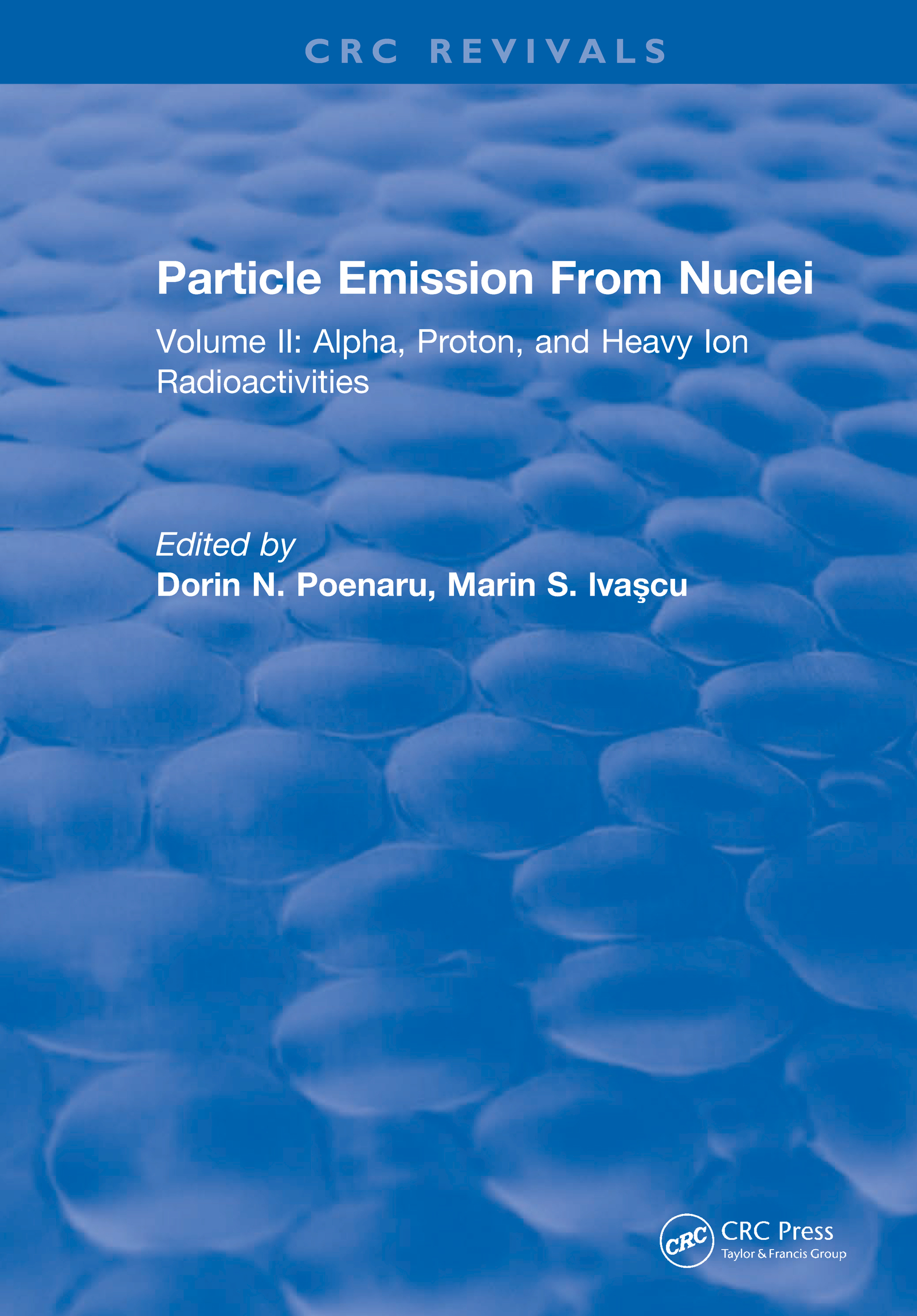 Particle Emission From Nuclei