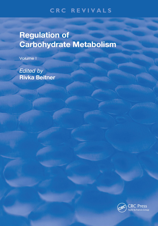 Regulation of Carbohydrate Metabolism(1985)