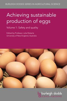Achieving sustainable production of eggs Volume 1