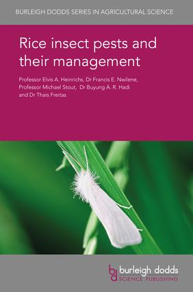 Rice insect pests and their management