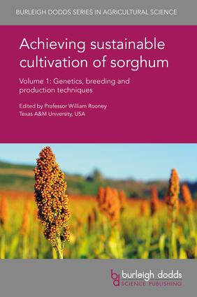 Achieving sustainable cultivation of sorghum Volume 1