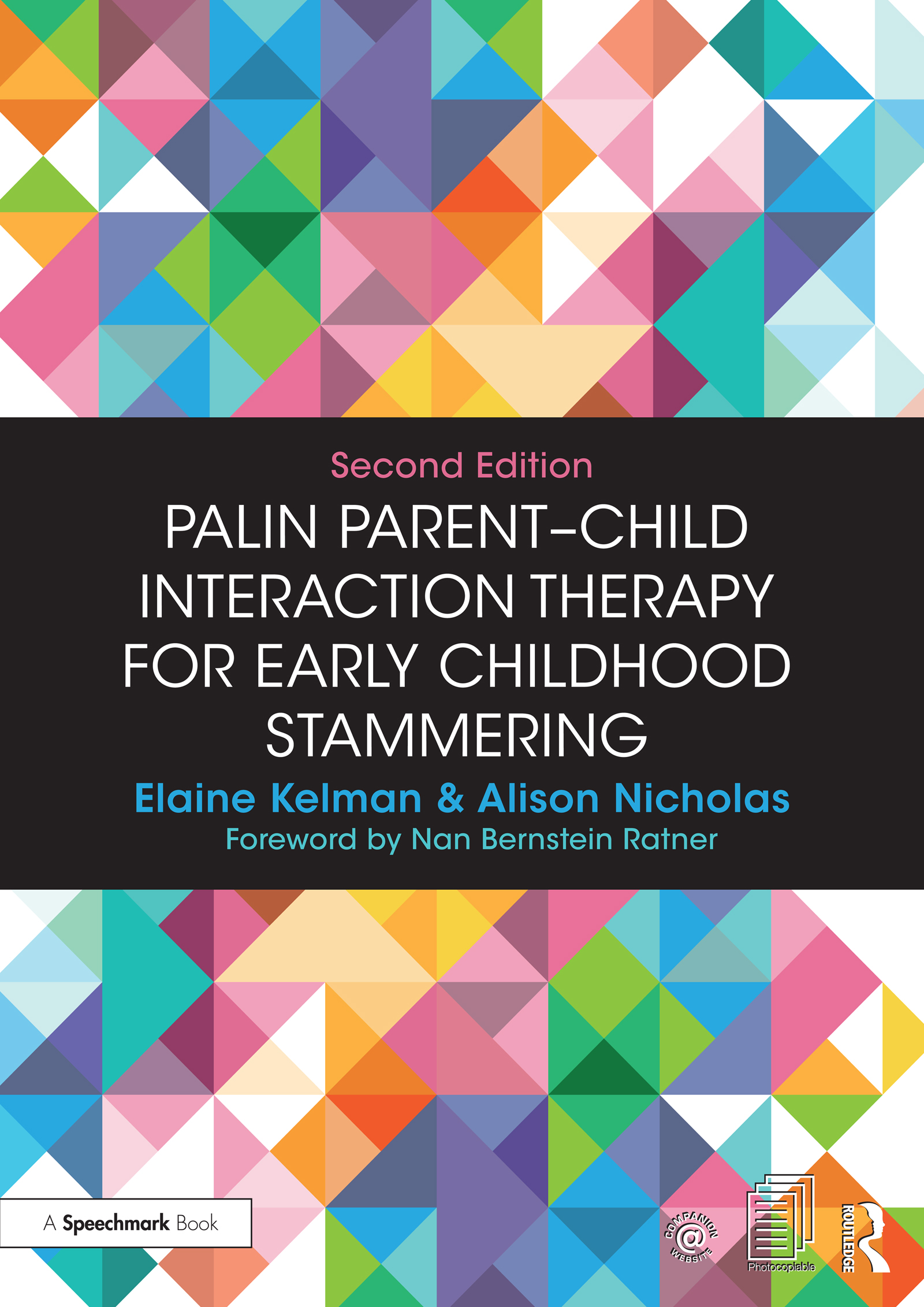 Palin Parent-Child Interaction Therapy for Early Childhood Stammering book cover