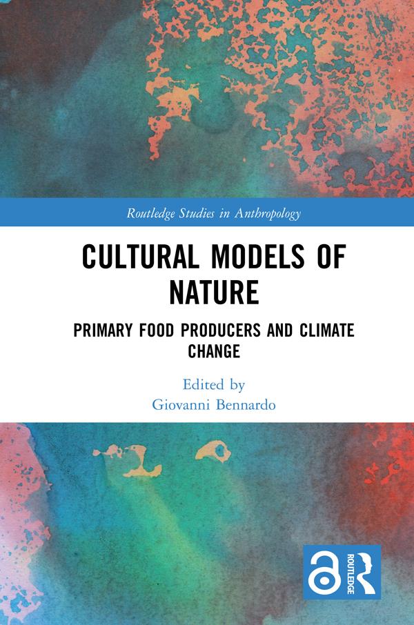Cultural Models of Nature