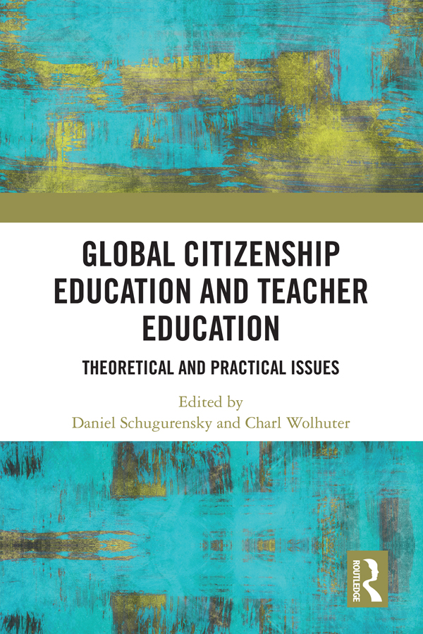 Global Citizenship Education in Teacher Education