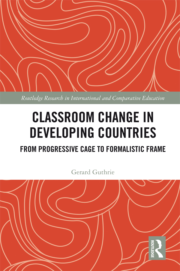 Classroom Change in Developing Countries