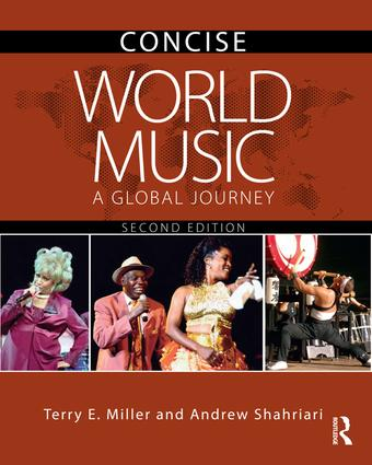 World Music CONCISE: A Global Journey, 2nd Edition (e-Book) book cover