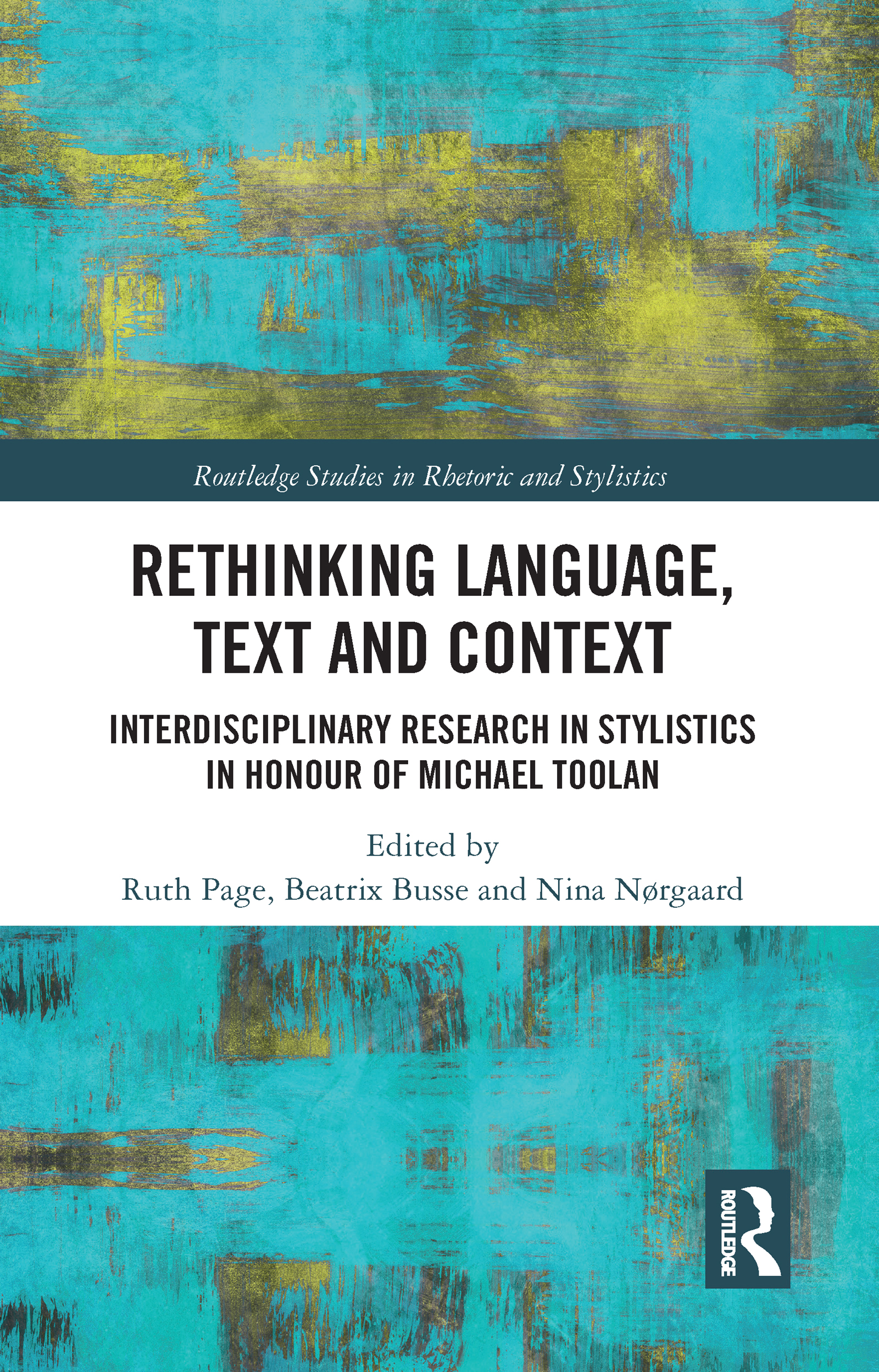 Rethinking Language, Text and Context