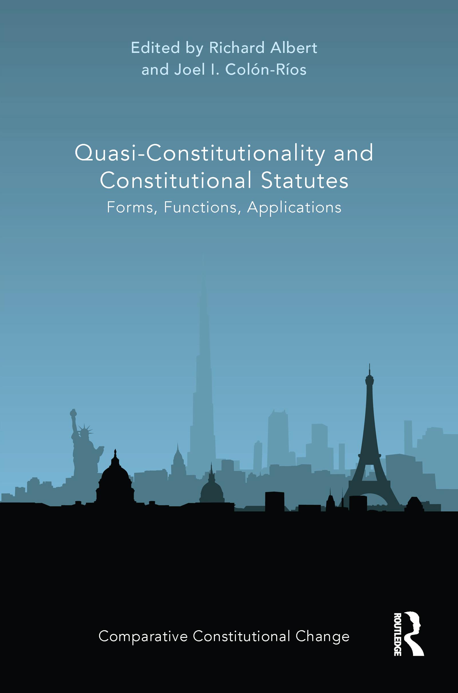 Quasi-Constitutionality and Constitutional Statutes