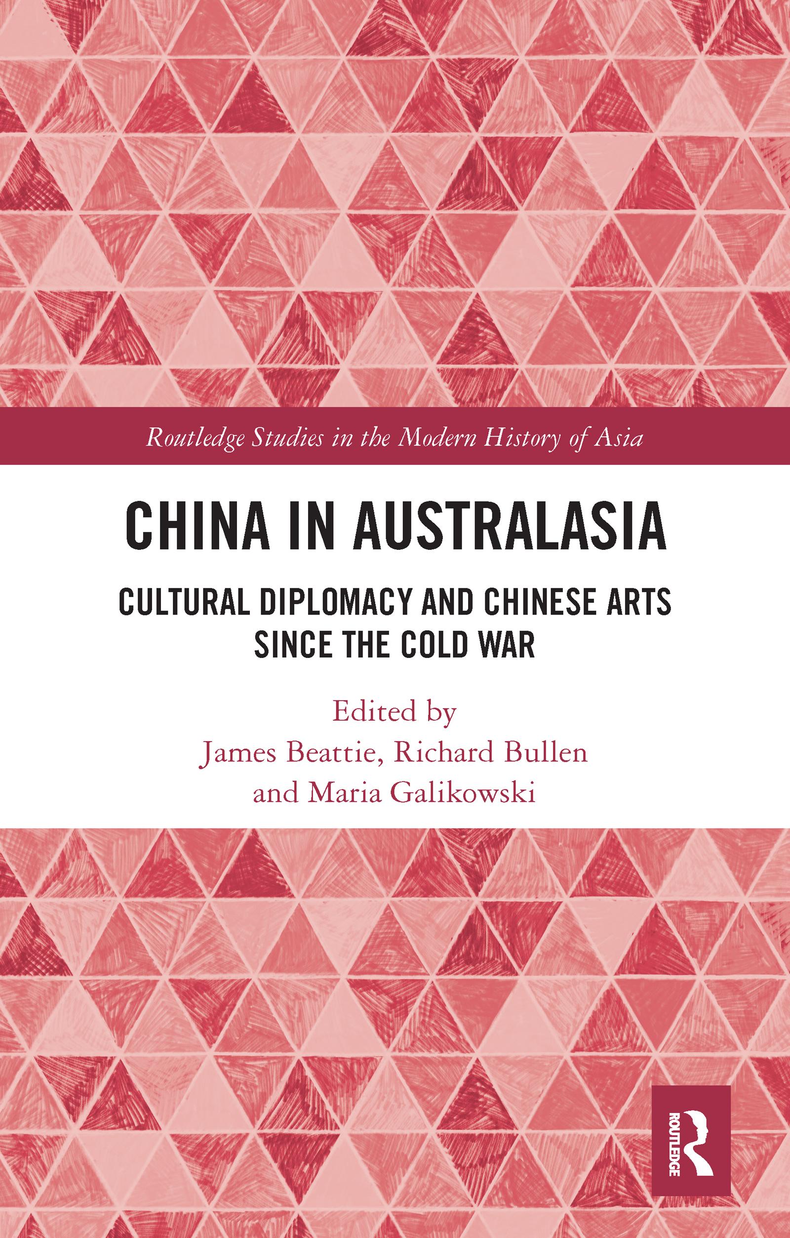 China in Australasia