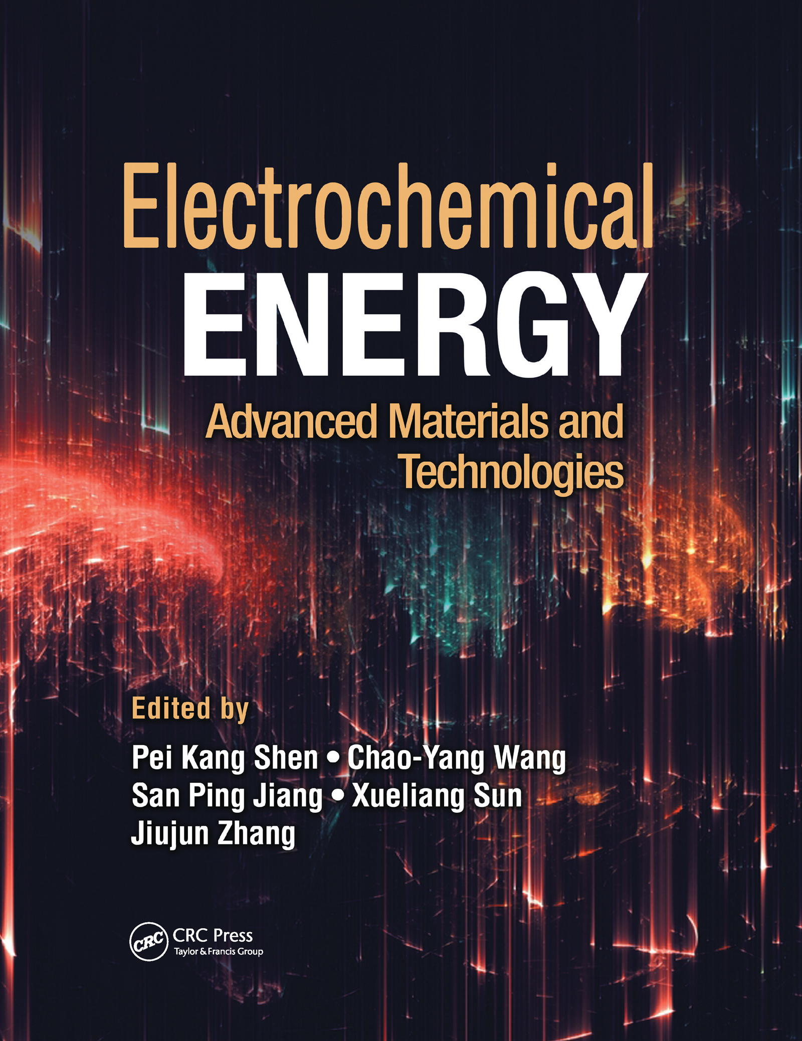 Electrochemical Energy: Advanced Materials and Technologies, 1st Edition (e-Book) book cover