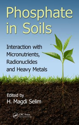 Influence of Phosphates on Copper and Zinc Retention Processes in Acid Soils