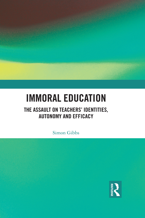 Immoral Education