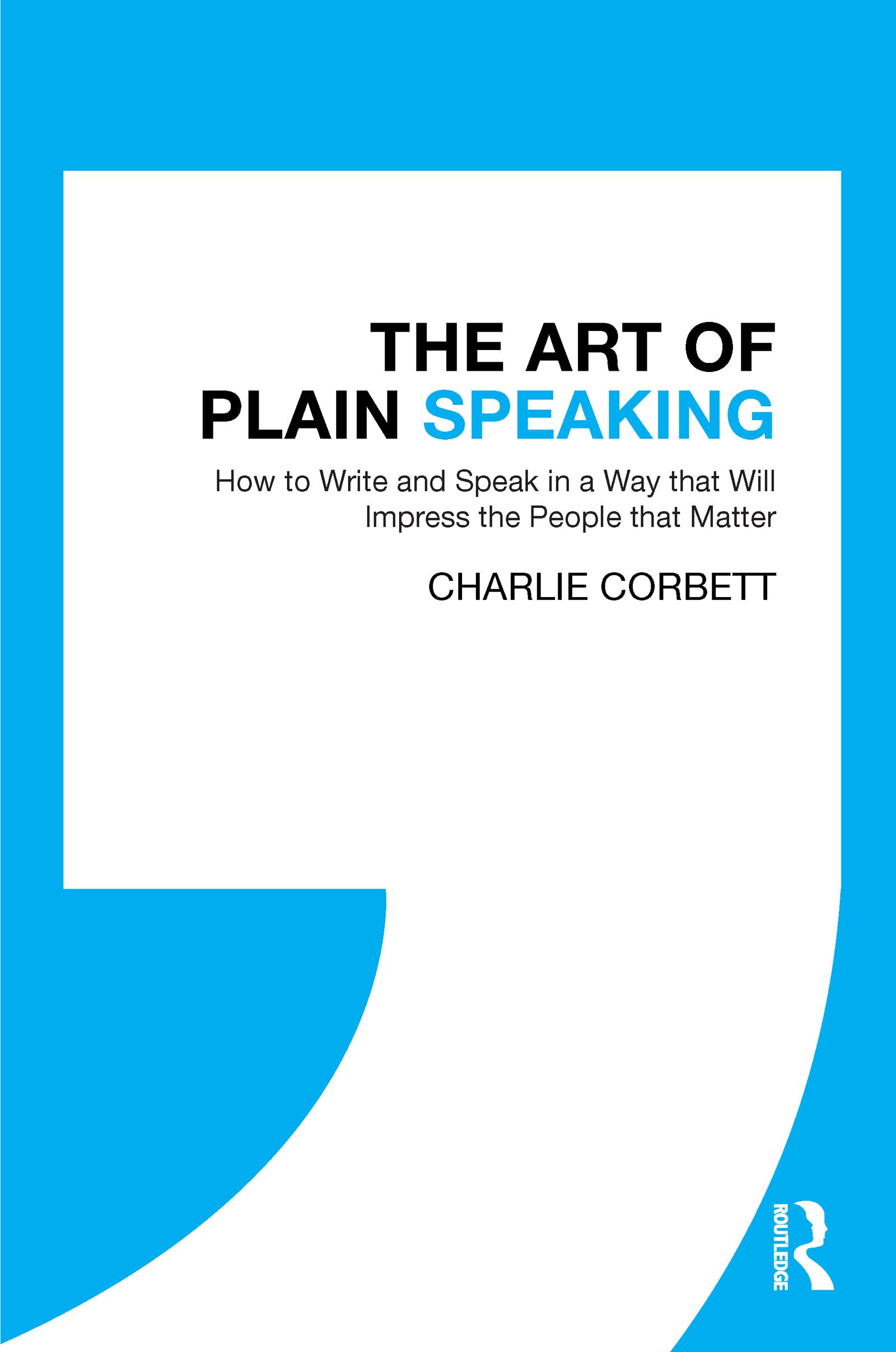 The Art of Plain Speaking